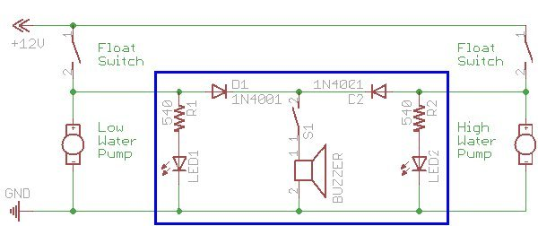 spa dpdt relay wiring diagram general purpose switching
