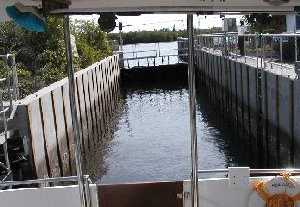South Gulf Cove Lock